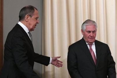 США - РФ: соглашения по Укра…