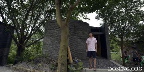 Китайский архитектор построи…