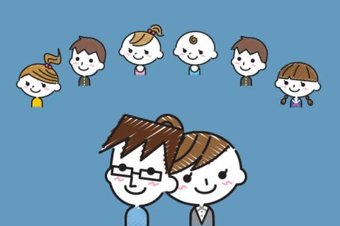 ВЦИОМ:  сколько детей нужно для счастливой семьи