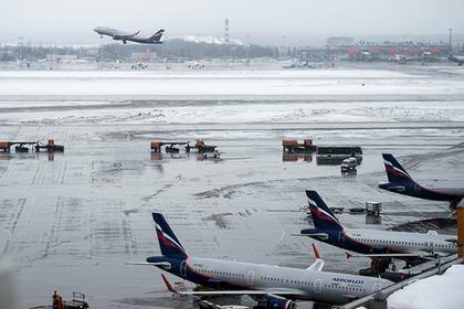 Российские авиакомпании в ма…