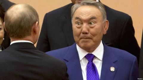 Олимпиада по новейшей истории для Нурсултана Назарбаева