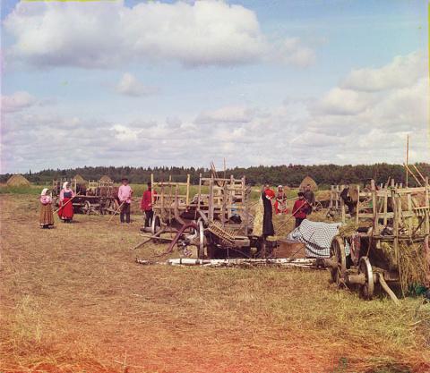 Из жизни крестьянина Константина Пивова