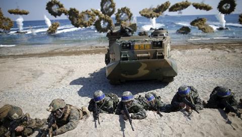 СМИ: США и Южная Корея создадут бригаду для убийства Ким Чен Ына