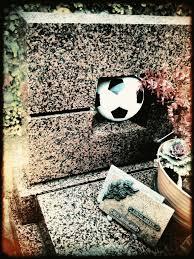 Первая жертва футбола