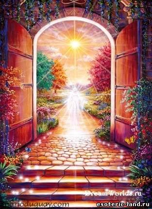 """Сказка """"Белая дверь"""", посвящ…"""