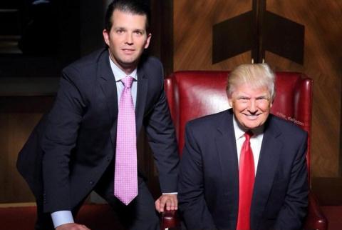 Что сказал Трамп-младший Трампу-старшему о встрече с адвокатом Весельницкой?