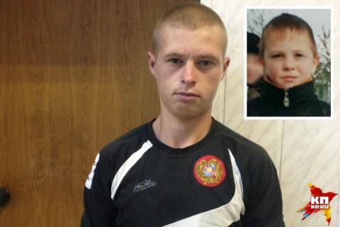 Мальчика, похищенного 16 лет…