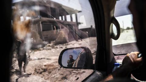 СМИ сообщили об освобождении Ракки от террористов