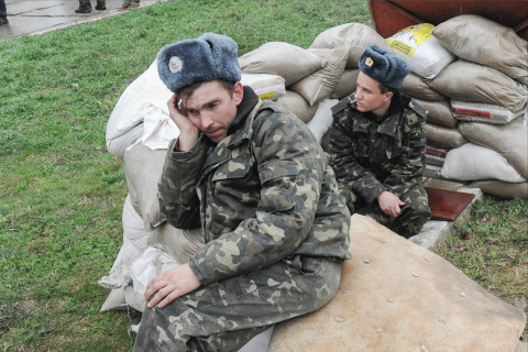 Маразм на Украине