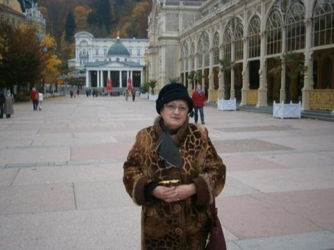 Раиса Макаровна Топорова