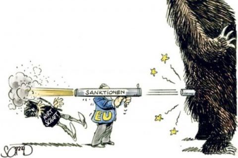 Frankfurter Allgemeine Zeitung: немецкий бизнес не может отказаться от российского рынка