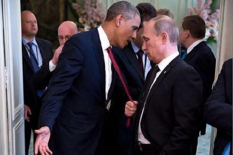 Успеет ли Обама победить Пут…