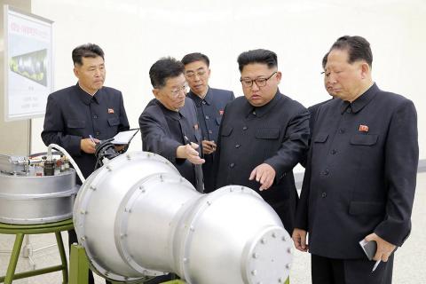 МИД КНДР заявил о возможности нового испытания водородной бомбы