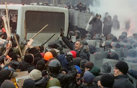 Террор: Как еврофашисты убивали безоружных крымчан