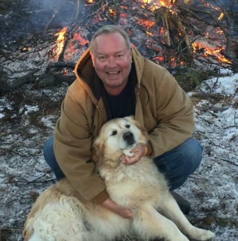 Собака спасла жизнь парализо…