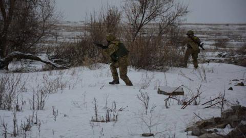 ДНР: украинские силовики пон…