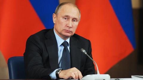 Путин не исключает, что взры…