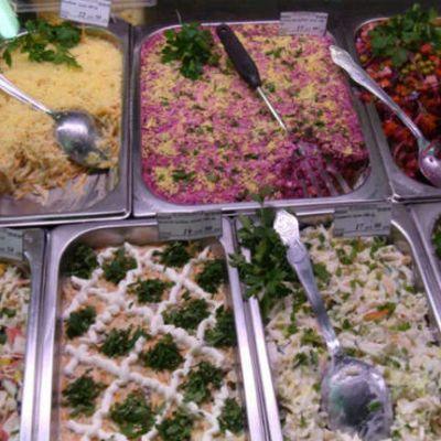 Как выбрать готовые продукты?
