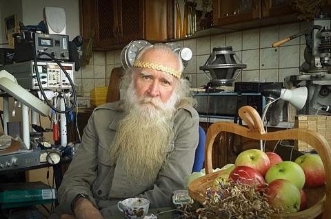 Беларус по имени Алик, который умеет регулировать погоду