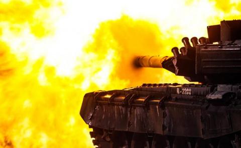 Дебют «Снайпера» в Сирии: У …