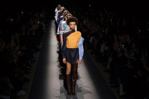 Модель из Перми примет участие в неделе моды в Париже