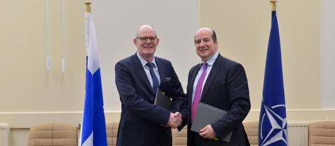 Финляндия будет сотрудничать с НАТО в борьбе с киберугрозами