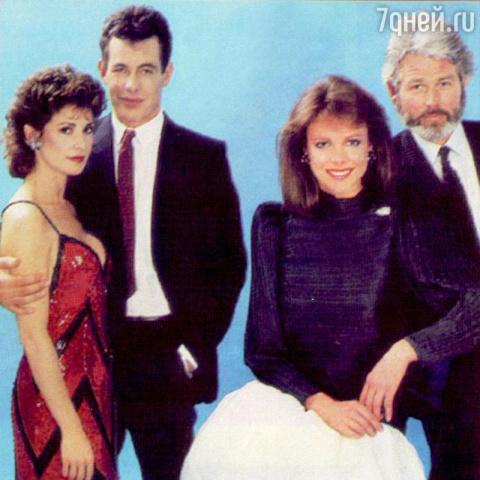 Герои знаменитого сериала «Возвращение в Эдем»: как они выглядят спустя 33 года
