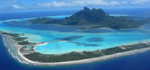 5 островов в Тихом океане уш…