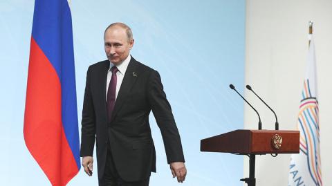 СМИ узнали о вмешательстве Путина в строительство атомного ледокола