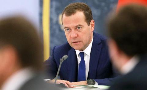 """Вы проголосуете """"ЗА"""" Медведева?"""
