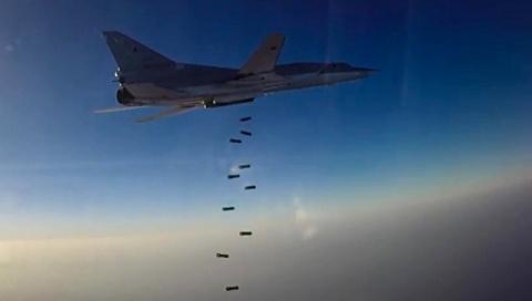 Ту-22М3 показывают результативные действия в Сирии