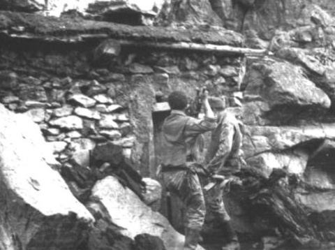 Солдаты Афганской войны. Это…
