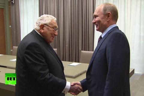 Почему Киссинджер понимает Путина, а Обама нет