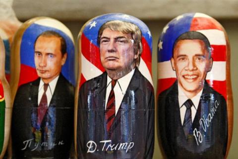 Журналисты устроили «ядерную войну» из-за заявлений Путина и Трампа