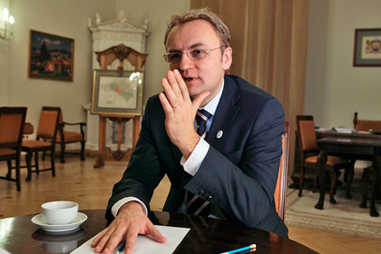 Львовский мэр на русском язы…