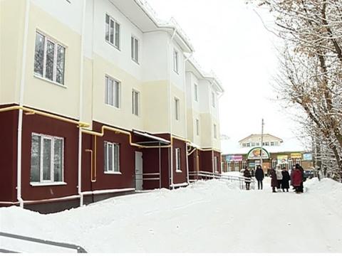 Приезд губернатора в Пучеж
