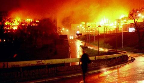 24 марта 1999 года. Сербия.