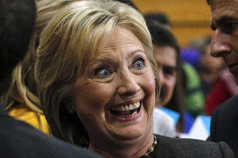 У Хиллари есть конец, мы все его скоро увидим