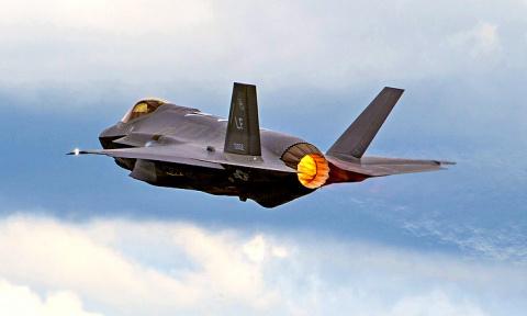 Почти 200 истребителей F-35 …