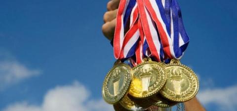 Следом за спортсменами — уже…