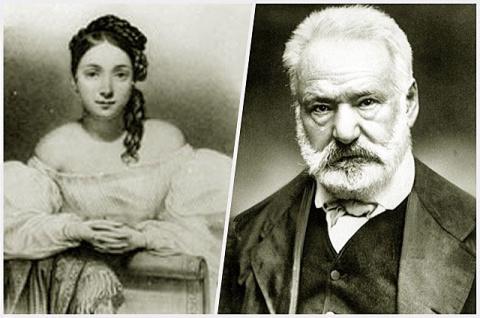 История любви: Виктор Гюго и Жюльетта Друэ