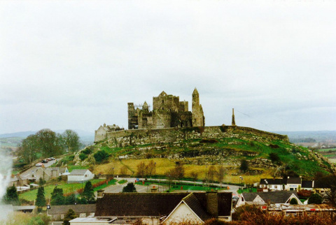 Скала Кашел, Ирландия (Rock of Cashel)