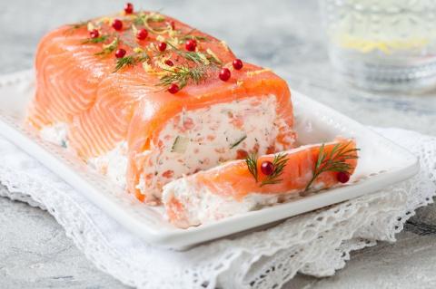 Блюда из рыбы на Новый год: топ-10