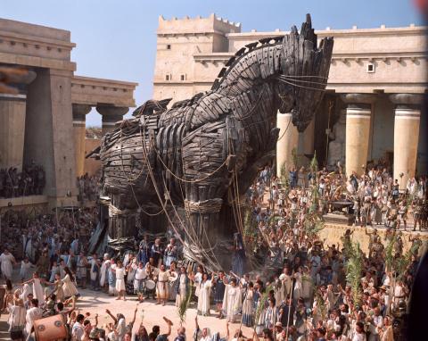 Древние цивилизации. Троянская война