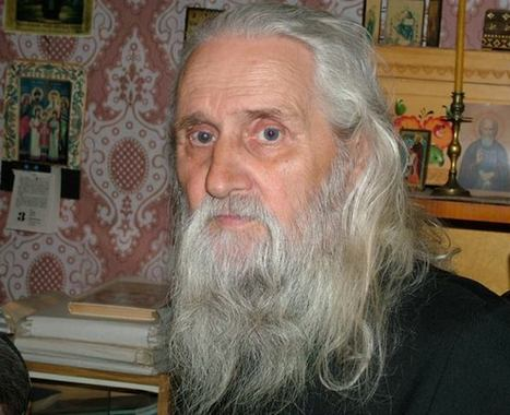 Виктор Васильевич Афанасьев (монах Лазарь). Помилуй. Publ.PR