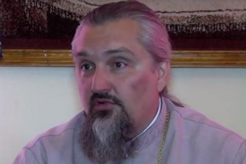 Крымский священник попросил …