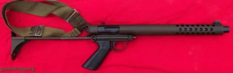 Гладкоствольное ружье Cobray…