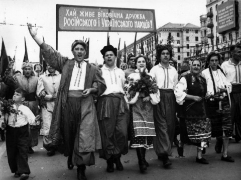 О независимости Украины