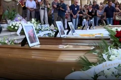В Италии объявлен траур по 2…