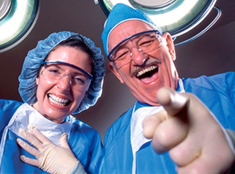 Анекдоты про врачей и пациен…